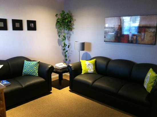 Pure Harmony Massage Spa: This is the waiting area.