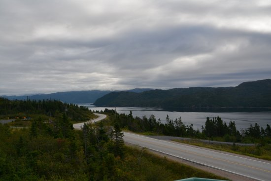 Woody Point, Canada: 2017-09-10 The Discovery Center, View From Observation Deck
