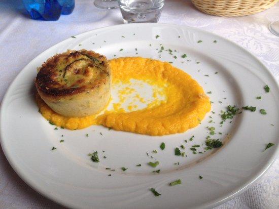 Sovicille, Italien: Tortino