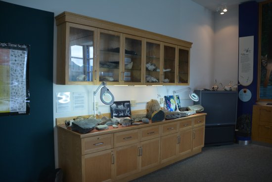 Woody Point, Canada: 2017-09-10 The Discovery Center, Display