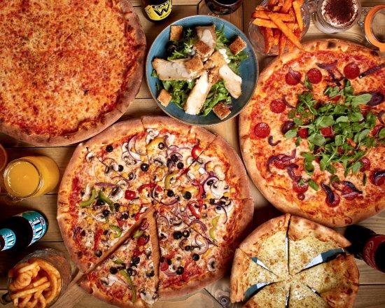 Pizza X Drink London Gunnersbury Ln Menu Prices