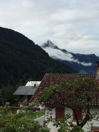 Sankt Gallenkirch, Austria: View from my room