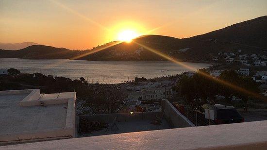 A1 Princess Sissy Hotel: la vista dal nostro balconcino, foto senza filtri fatta da un telefono!