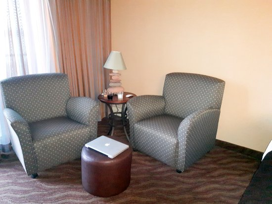 Best Western Plus Superior Inn & Suites: Gode stoler