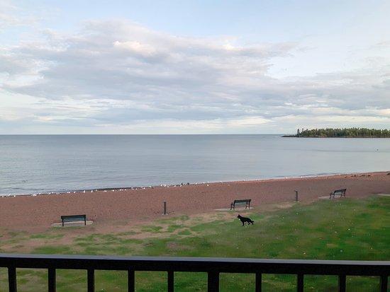 Best Western Plus Superior Inn & Suites: Flott utsikt