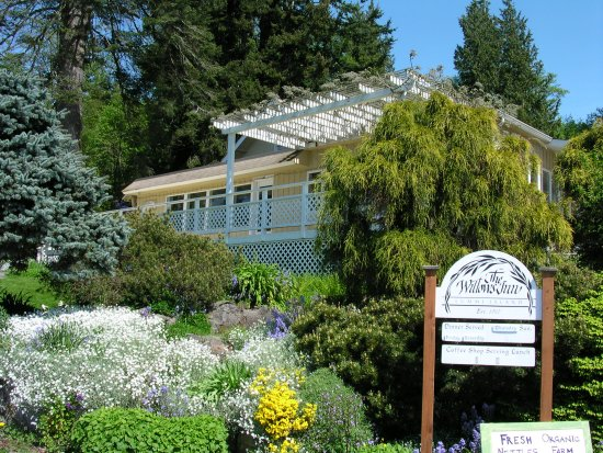 Willows Inn on Lummi Island