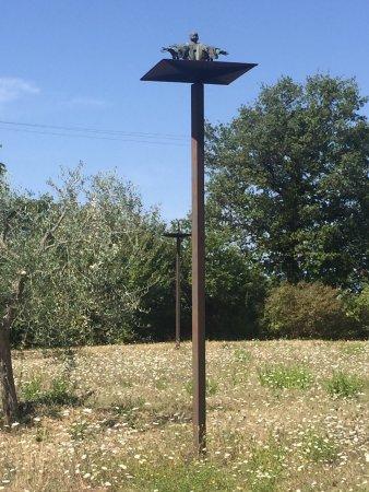 Seggiano, Italia: Particolari