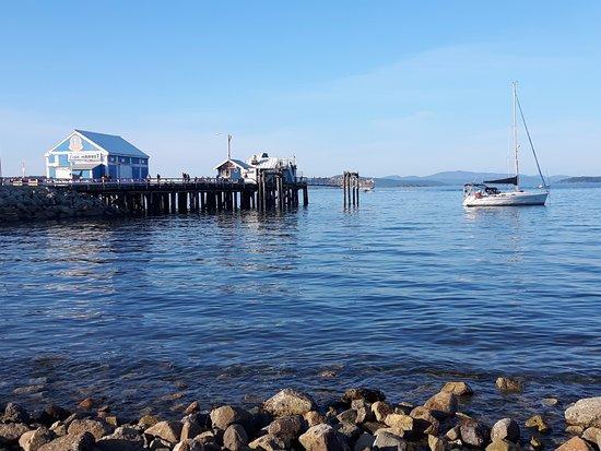 Saanich, Kanada: Sidney by the Sea