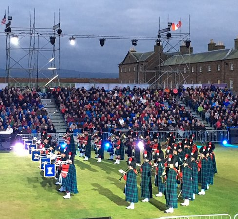 The Highland Military Tattoo