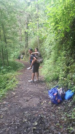Parque Nacional La Tigra: A nice place to enjoy with friends and family.