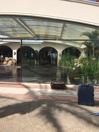 Hotel Sighientu Thalasso & Spa: Le jardin couvert