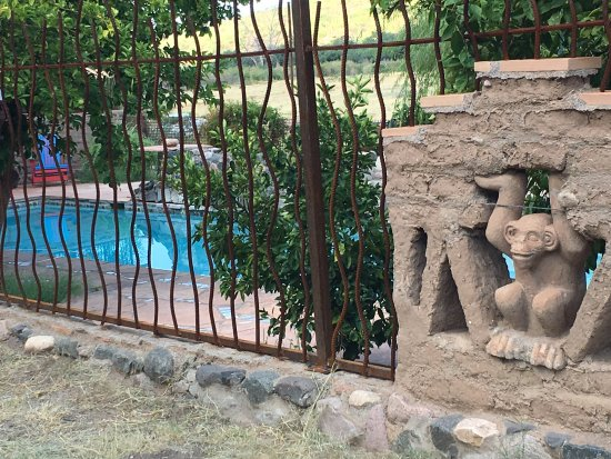 ‪‪Winkelman‬, ‪Arizona‬: Fenced in pool, lovely for happy hour and relaxation‬