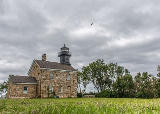 Setauket, Estado de Nueva York: Old Field Point Lighthouse