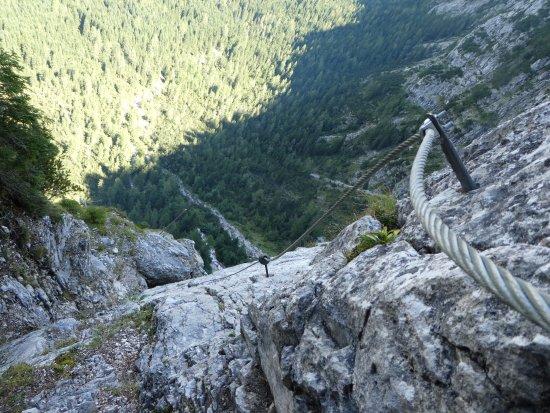 Wasserfall-Erlebnisweg Ehrwald
