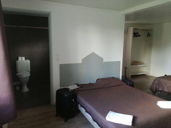 Moissy-Cramayel, Fransa: Hotel-Restaurant Motelia