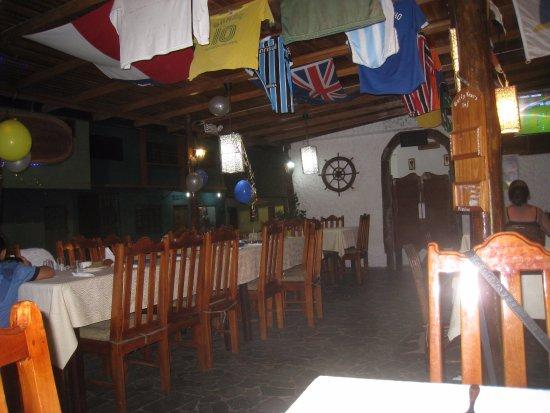 Rosita: Ресторан Росита
