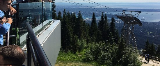 The Grouse Grind: the reward