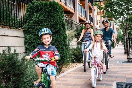 Summerland Waterfront Resort & Spa : Free Adult Bike Rentals