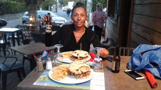 Sisco, Prancis: Corsican  Burger