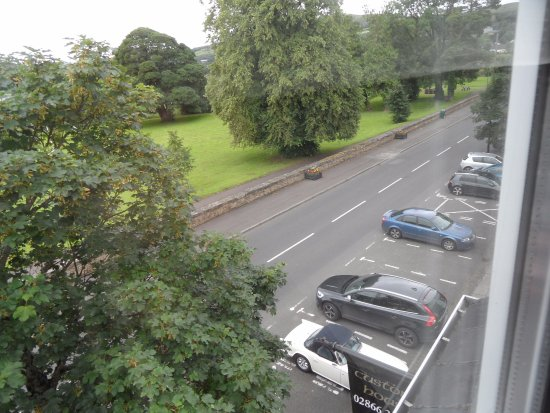 Belcoo, UK: View from Room 8
