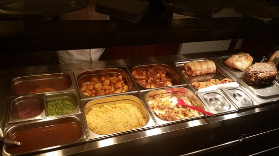 Holsworthy, UK: Carvery every Wednesday 5pm - 8.30pm