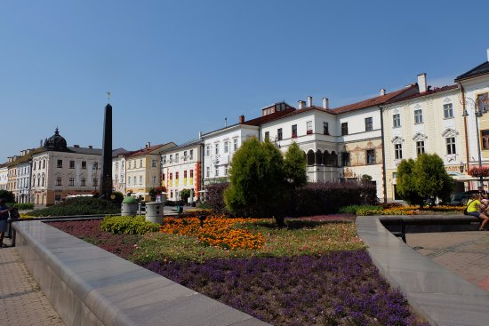 Banska Bystrica, Slovakia: Old Town Center 2