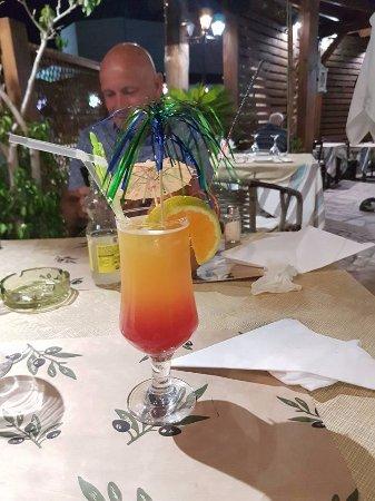 Pegasus Restaurant Caffe: cocktails