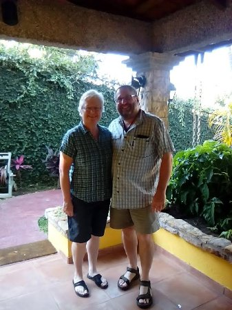 Grecia, Costa Rica: Guest