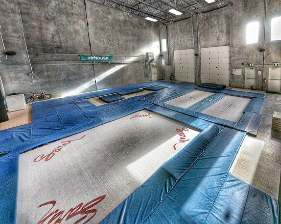 Squamish, Canada: Athlete development centre