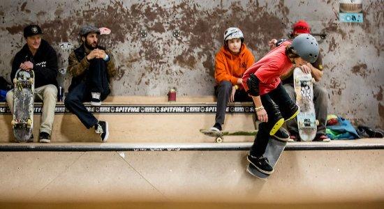Squamish, Canada: Skateboard Comp