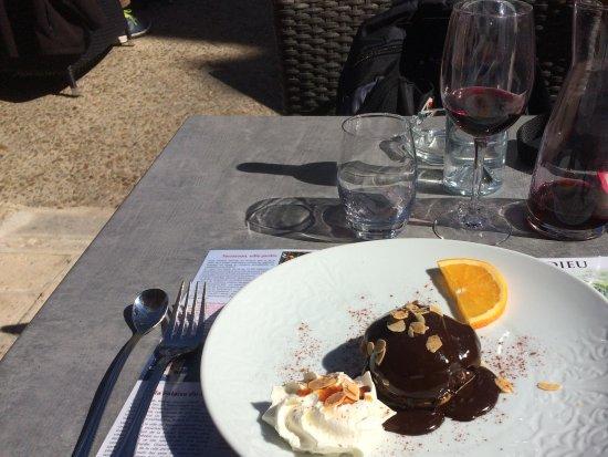 Terrasson-Lavilledieu, Fransa: Choux gourmand