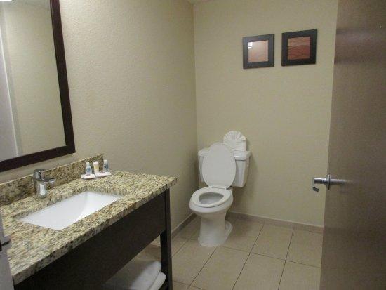 Dalton, GA: nice bathroom