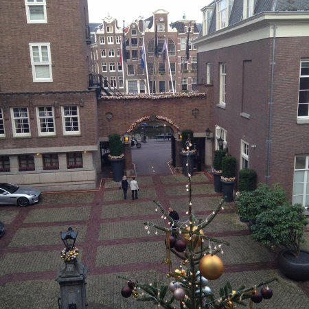 Sofitel Legend The Grand Amsterdam: View from the room