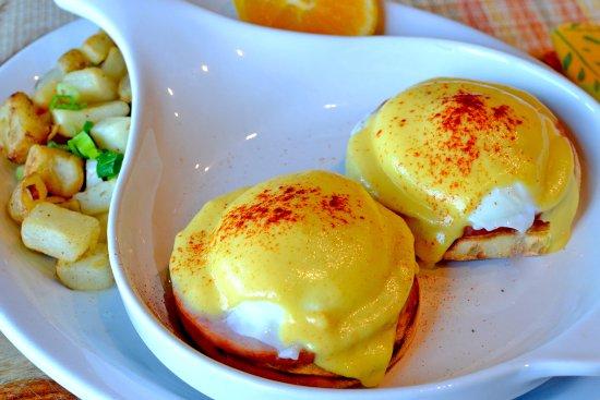 Egg Harbor Cafe: Barrington Benedict