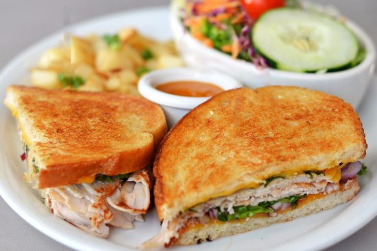 Downers Grove, إلينوي: Cranberry Turkey Grill