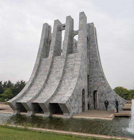 Kwame Nkrumah Memorial Park: Kwame Nykrumah Memorial & Mausoleum