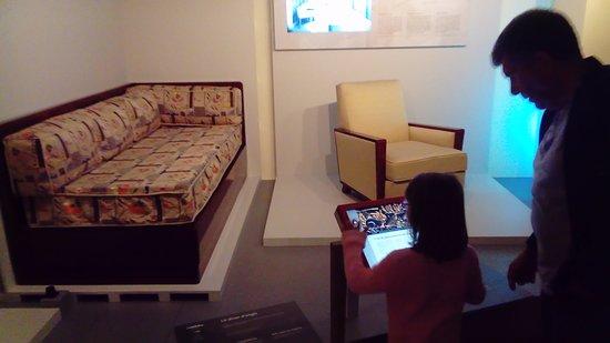 Escal'Atlantic : ou est ce meuble dans le bateau, qui l a fabriqué