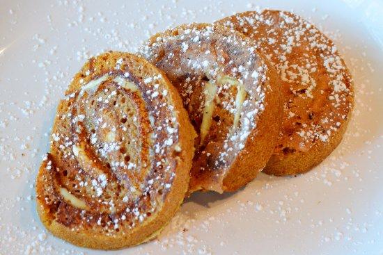 Έλμχερστ, Ιλινόις: Pumpkin Roll French Toast
