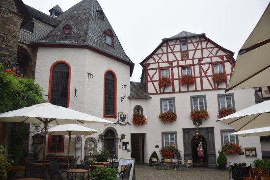 Hotel Haus Lipmann Beilstein Duitsland foto s