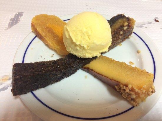 Restaurant O Ribeirinho: A taste of the Algarve - 4 typical Portuguese sweets