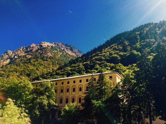 Valdieri, Italien: Delizioso fresco luminoso salutare soggiorno!