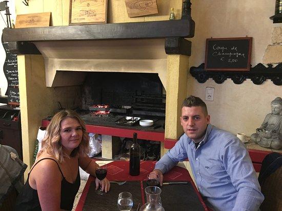 Castelfranc, Francia: Great meal