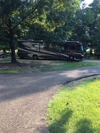 McComb, MS: Campground spot
