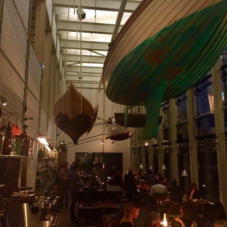 Photo of Modern European Restaurant Oaxen Krog at 115 21 Stockholm Beckholmsvaegen 26, Stockholm 115 21, Sweden