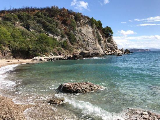 Sutomore, Montenegro: Красиво, особенно когда мало людей)