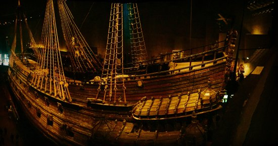 Photo of Vasa Museum in Stockholm, , SE
