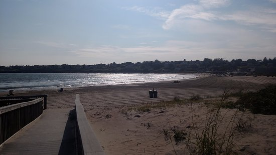 Kelly Beach in Narragansett, RI