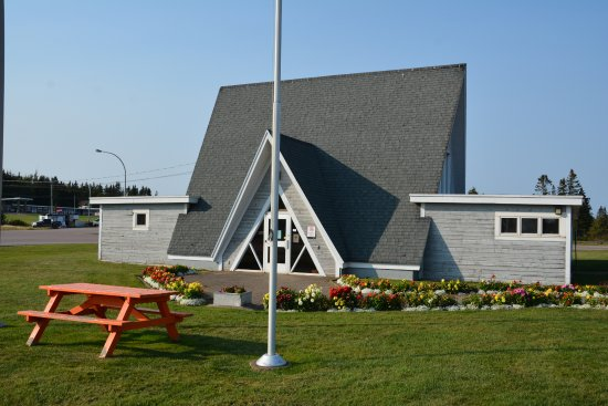 Aulac Provincial Visitor Information Centre
