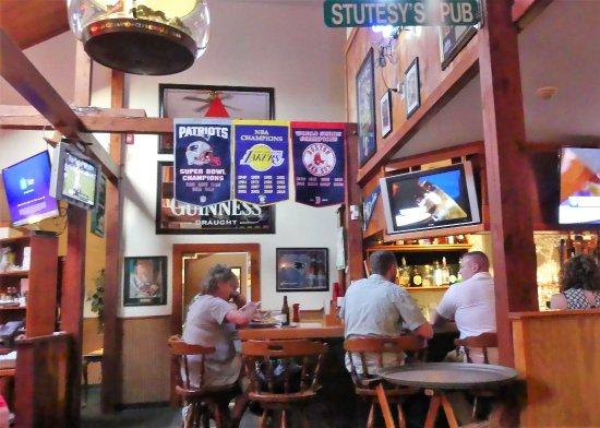 Moody, Мэн: Echte maerikaanse Pub