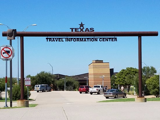 Texas Travel Information Center at Amarillo